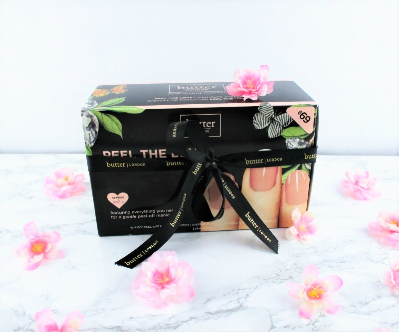 Love It or Lose It? | Testing the Butter London PureCure Peel the Love Gel Manicure System Pretty Box