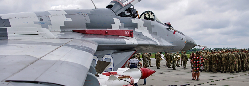 Elbit Systems will help Ukraine to upgrade MiG-29s