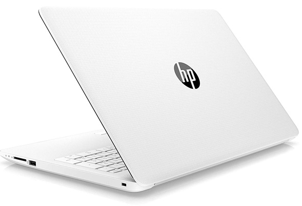 HP Notebook 15-db0045ns: portátil multimedia color blanco nieve