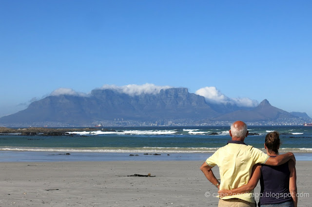 Strolling around in the Cape region