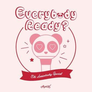 Apink - Everybody Ready? Mp3