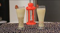 طريقة عمل مشروب رمضاني لزيادة الوزن مع سالي فؤاد في حلو وحادق