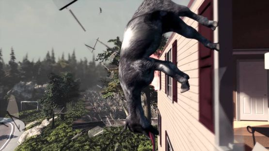Goat Simulator GOATY Edition 2017 screenshot 4
