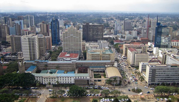 Nairóbi, Capital do Quênia
