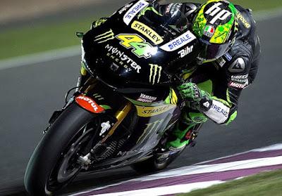 Helm Sama, Pol Bingung Visor AGV Rossi Tidak Bermasalah di Qatar