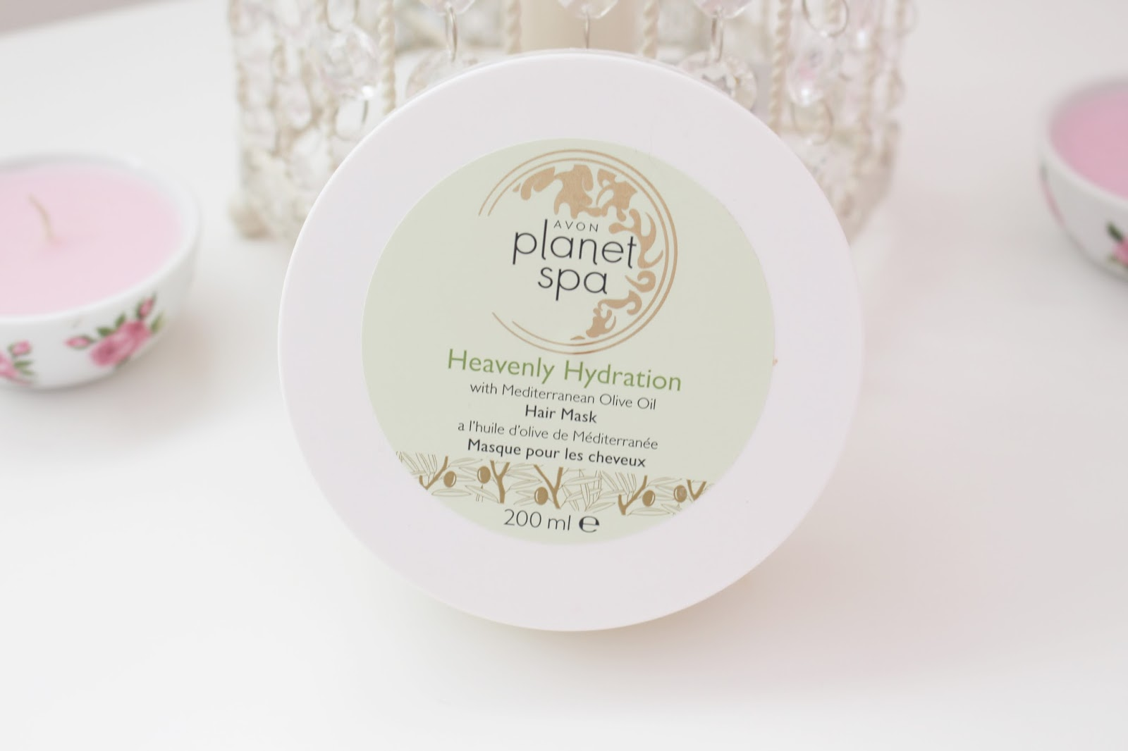Avon Planet Spa Heavenly Hydration Hair Mask Review