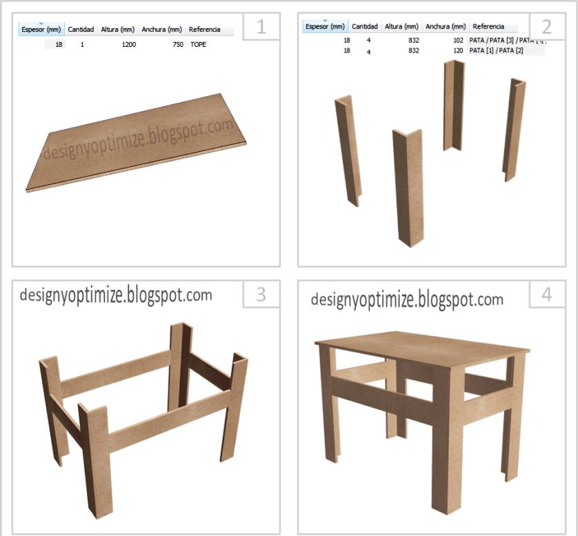 dise o de muebles madera dise o y creaci n mesa de