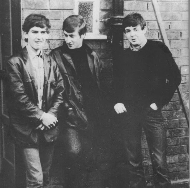 Image result for paul mccartney in in Forthlin Road 1958