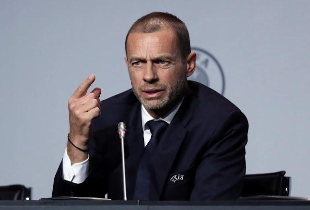 UEFA Menyetujui Liga-liga Eropa Lanjut Bertanding