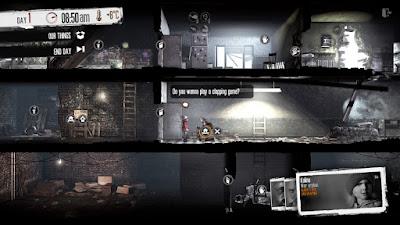 لعبة This War of Mine مهكرة للأندرويد, لعبة This War of Mine كاملة للأندرويد