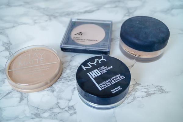 Meine Make up Sammlung