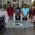3 Nigerian men, one woman caught with Meth in Cambodia (photos)
