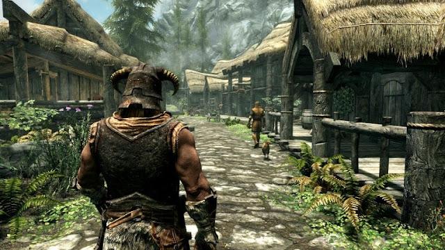 لعبة Skyrim : Special Edition تنتقل لدعم دقة 4K على جهاز Xbox One X