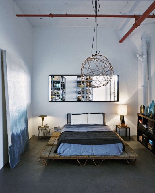 new york un loft impressionnant de 800 m atelier rue verte le blog bloglovin. Black Bedroom Furniture Sets. Home Design Ideas