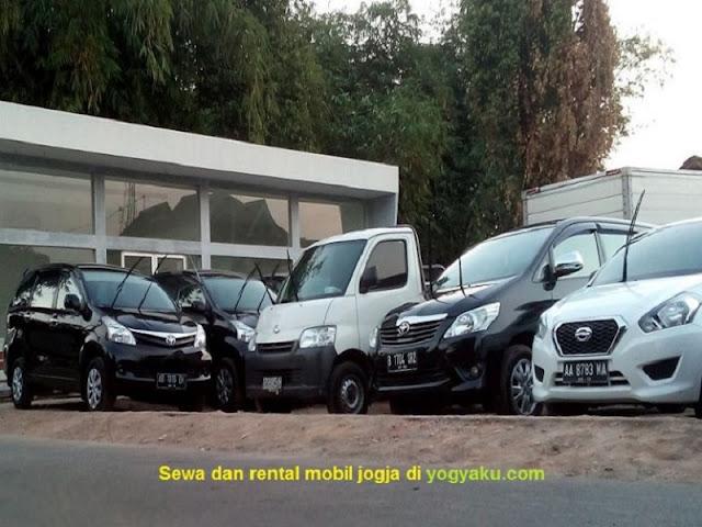 Gambar Tempat Sewa Mobil Rental Di Jogja