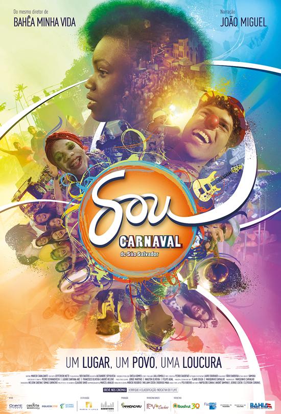 84877eb752 UCI Iguatemi exibe filme  Sou Carnaval de São Salvador