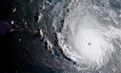Cambio climático y la extrema temporada de huracanes de 2017