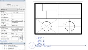 Revit:  Multi-Line Viewport Titles on Sheets