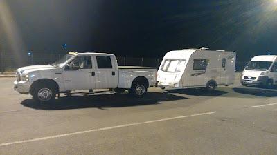 UK - Spain caravan, car and boat deliveries