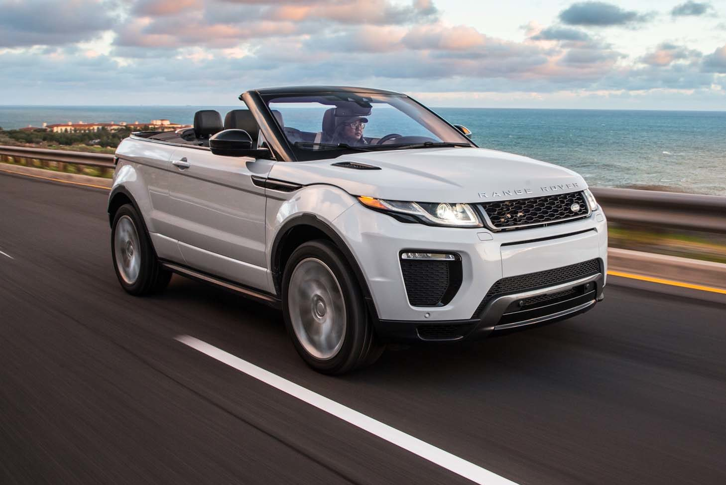 2017 land rover range rover evoque review autoreportng. Black Bedroom Furniture Sets. Home Design Ideas