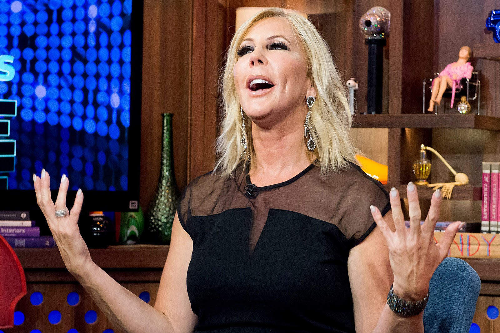 Irealhousewives Details Inside Vicki Gunvalson S Scary