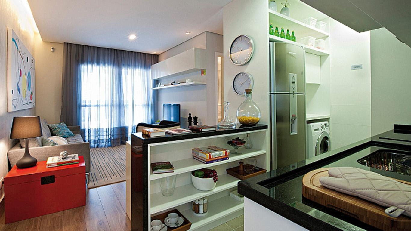 decore  apartamento pequeno