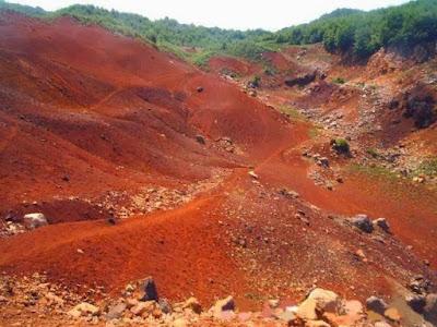 Penjelasan tentang tanah laterit