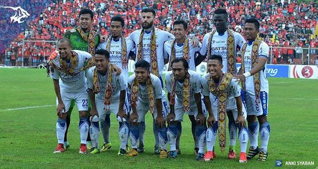 Susunan Pemain Persib Bandung vs Persijap Jepara