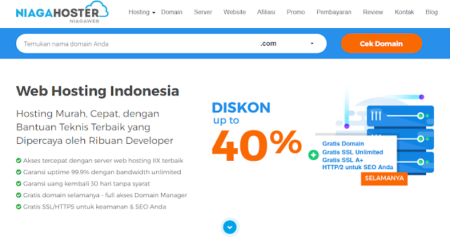 Niagahoster Perusahaan Hosting Dengan Klien Terbanyak Di Indonesia