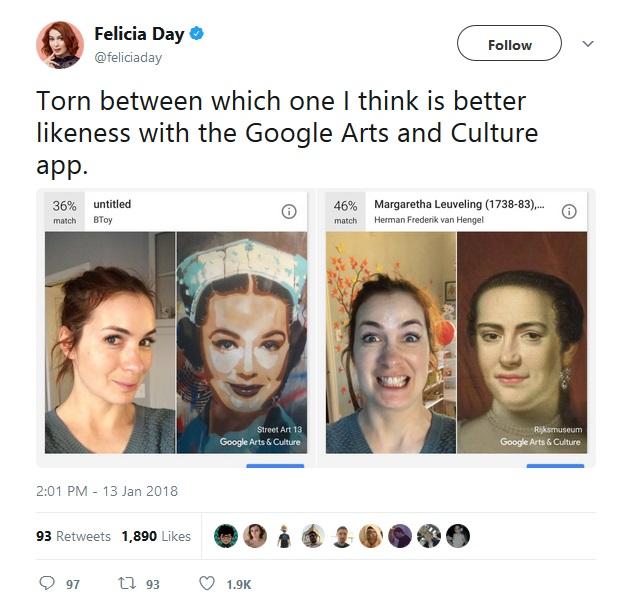google art, culture app