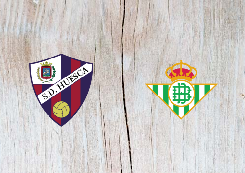 Huesca vs Real Betis - Highlights 5 January 2019
