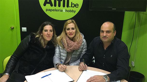 Nueva papelería en Pamplona centro