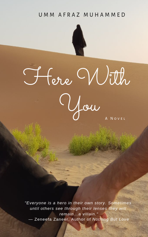 Book Review In Different Key Story Of >> Book Review Here With You By Umm Afraz The Spotted Camel