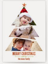 Designer Photo Holiday Cards.