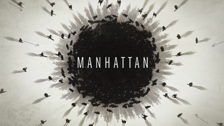 A Vintage Nerd Must See Tv Manhattan the TV Show 1940's Period Show The Atomic Bomb