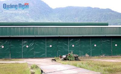 Nhà máy sản xuất tinh dầu quế vừa mới hoạt động đã chờ phá sản