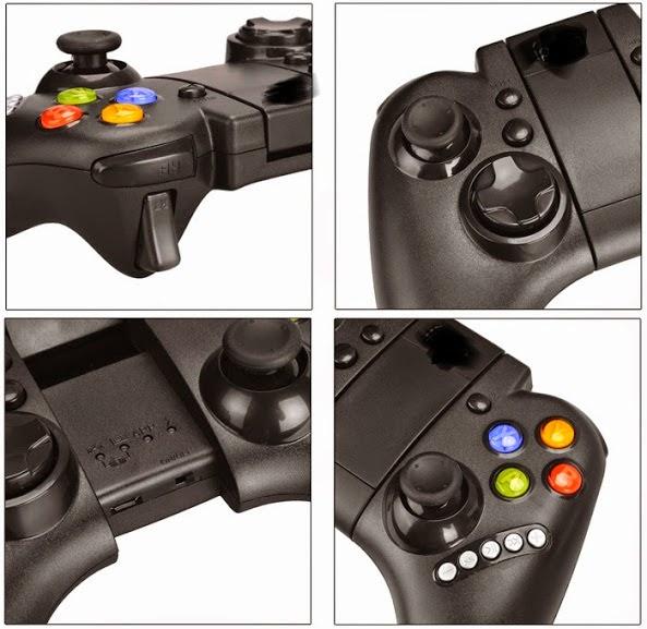 Game controller pada telefon bimbit unik - kedai online