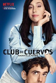 Club de Cuervos Temporada 2 audio latino