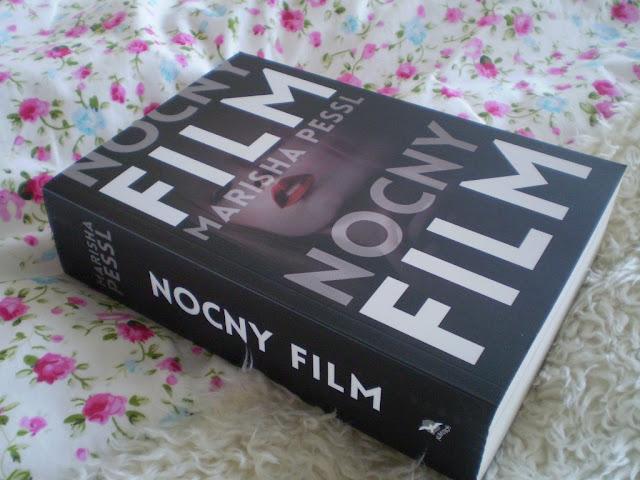 """""""Nocny film"""" Marisha Pessl"""