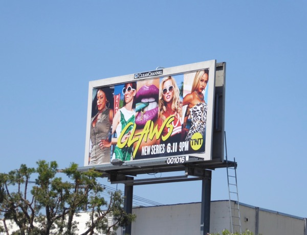 Claws season 1 billboard