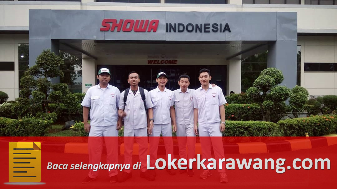 PT. Showa Indonesia Manufacturing Jababeka