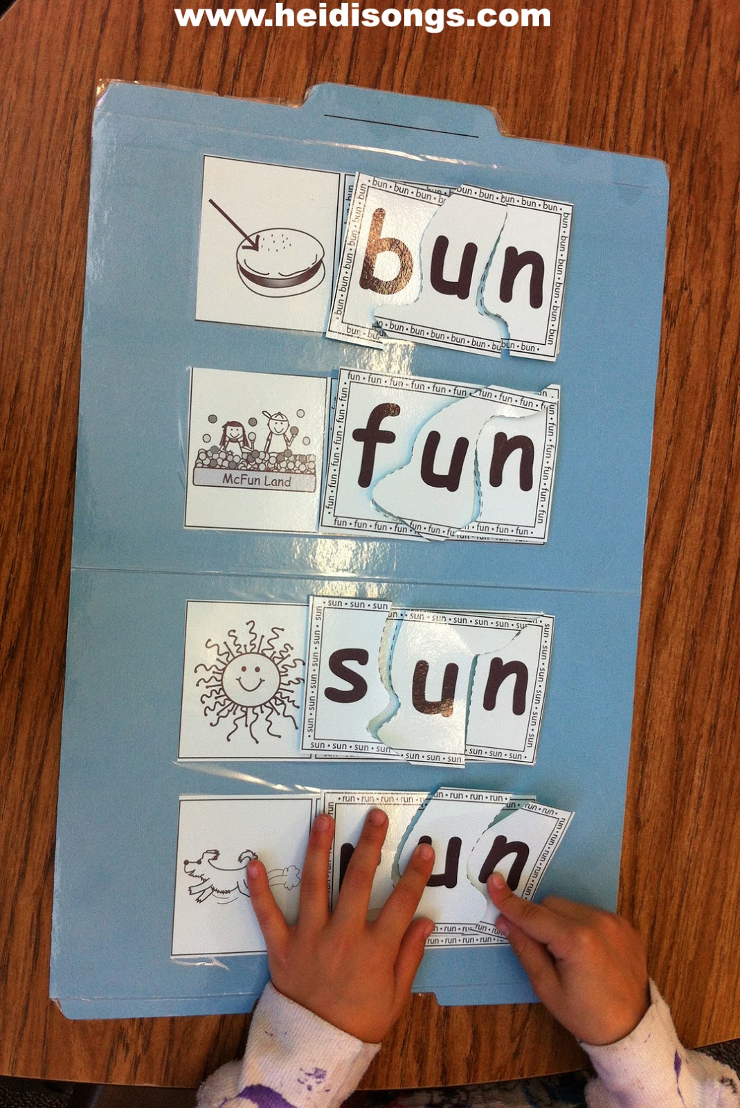 It Is Much More Satisfying For The Children To Put The