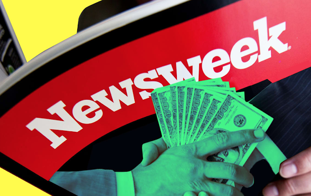 Newsweek Editors Blast Exec to His Face: 'What You're Doing Is Bulls**t. You Don't Understand Journalism.'