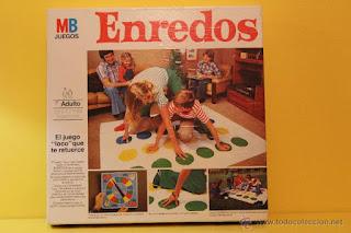 años 80 juego enredos