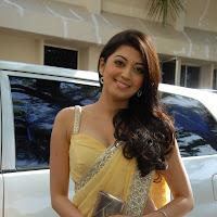 Beautiful actress Pranitha Latest Stills in saree