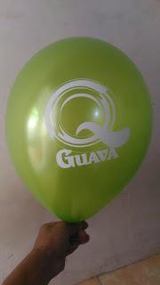 wahanaballoons menyediakan aneka warna balon printing sesuai kebutuhan anda