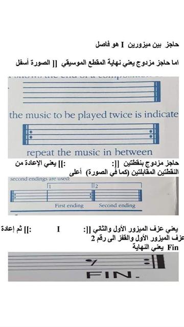درس فيه مجموعة من المعلومات لي بتفيد اي شخص بيعزف او مبتدئ بتمنى تعجبكن