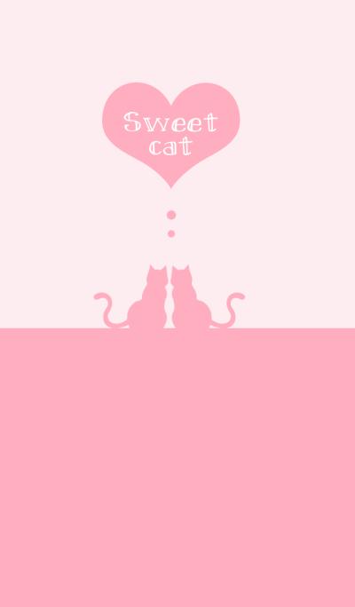 sweet cat [Pink]