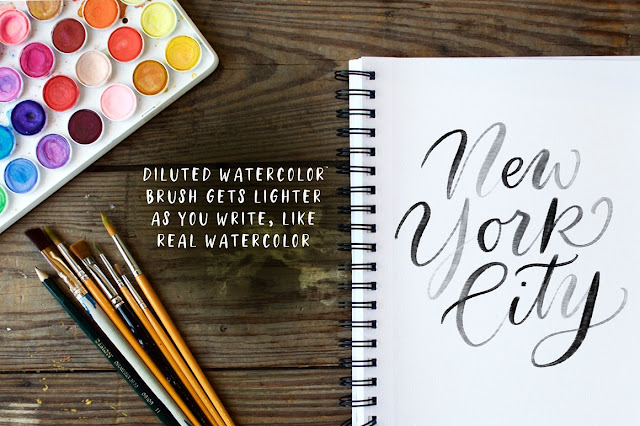Procreate Brushes: Lettering Bundle - Copartdes com
