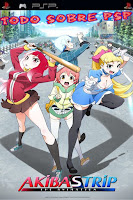 Akiba`s trip the animation